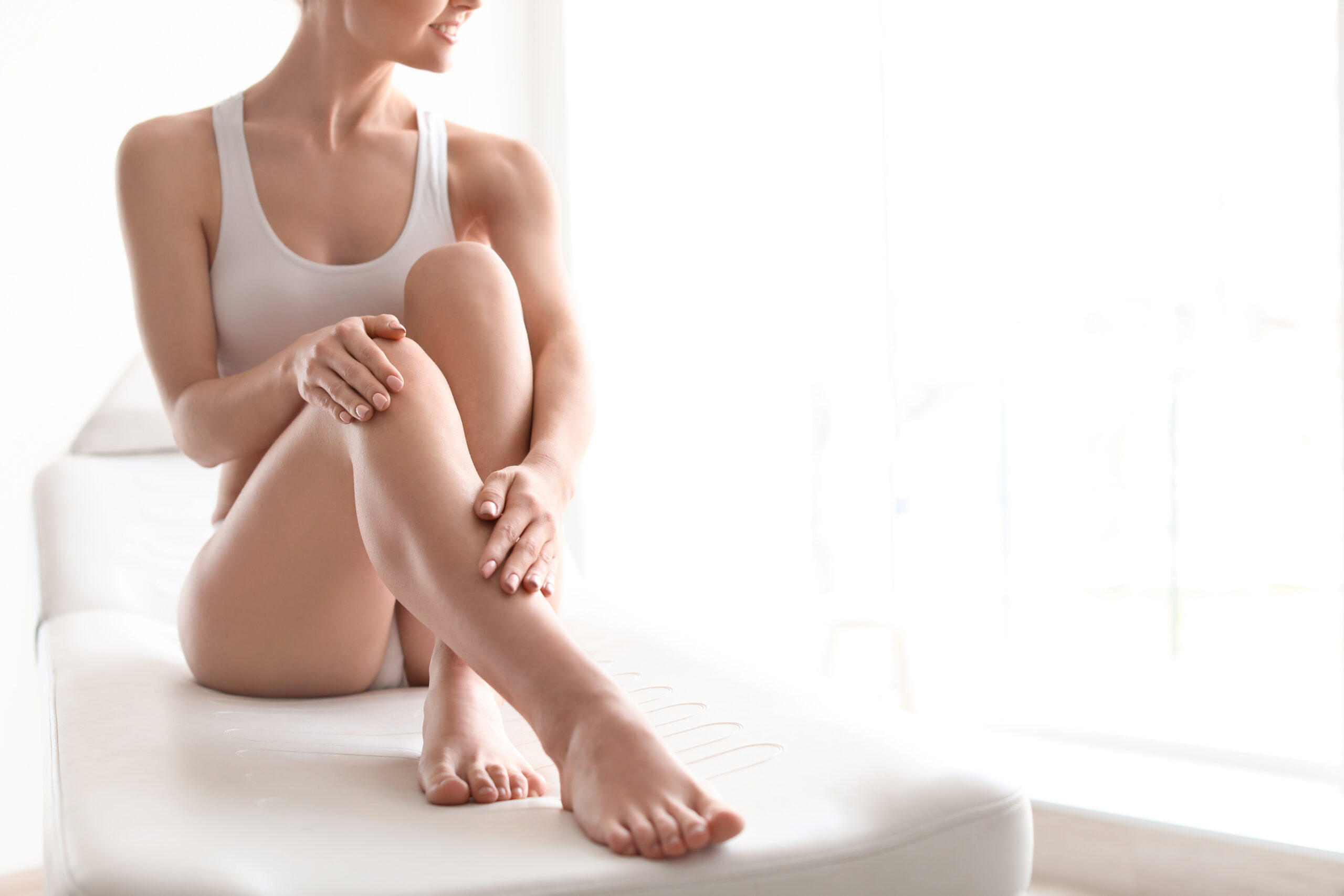 Go Bare With Icon Laser Hair Removal